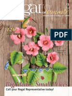 Regal Summer Catalogue 2009