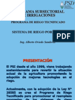 Riego Por Goteo(Exponer)