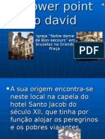 O Power Point Do David