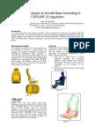 Aircraft Seat Regulation