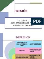 DEPRESION Y SUEÑO