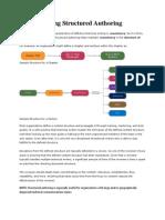 Understanding Structured Authoring