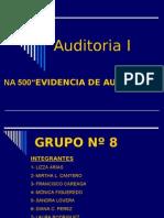 grupo 8 evidencia de auditoria