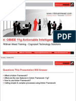 4 - OBIEE 11g Actionable Intelligence