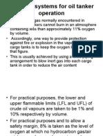 Inert Gas - Oil Tanker