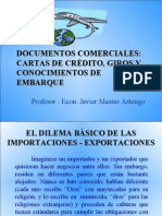 Carta de Credito Documentaria