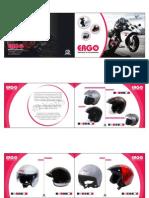 ERGO Helmets & Accessories Product Catalog