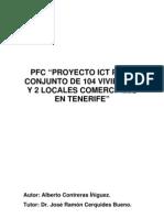 ICT 104 Viviendas y 2 Locales Comerciales en Tenerife