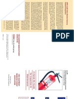 NFPA 10-200 a Fire Extinguisher Hand-On-Guide for Inspection and Maintenance