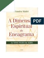 A Dimensao Espiritual do Eneagrama