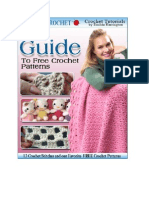 Guide to Free Crochet Patterns
