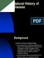 Natural History of Disease Atok