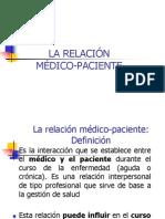 1ra Clase Relacion Medico Px