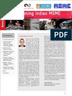 Newsletter MSME Umbrella Programme Edition 1