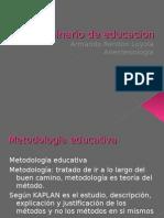 Seminario de educacion 070409