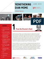 GIZ MSME Newsletter Edition 2
