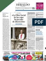 Entrevista a Teresa Fernández directora de la obra social de Ibercaja