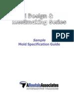 Mold Spec Guide