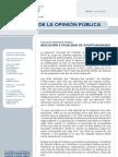 Encuesta IOP PUCP 2009 Junio Integracion Igualdad
