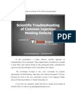 Scientific Troubleshooting Handout