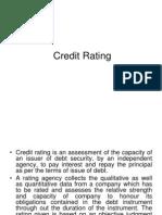 Credit Rating.1 1