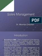 CH-1 Sales Management