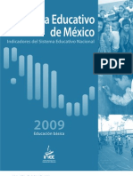 Sistema Educativo Mexicano 2009
