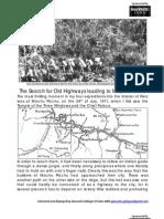 Inca Trail to Machu Picchu 1915