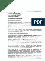 Comunicacon Normas Antidopaje Del Uruguay