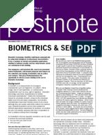 Biometric & Security