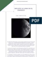 Como Influye La Luna en El Zodiaco