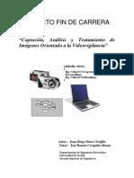 Captación, análisis y tratamiento de imágenes orientado a la videovigilancia