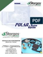 Impianto GPL Polaris Manuale Utente Rev03 It