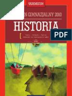 Vademecum Gimnazjalisty - Historia