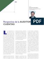 Perspectivas de la Auditoría de Cuentas