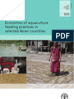 Economics Aquaculture Feeding