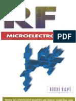 RF Microelectronics (Behzad Razavi)
