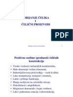 12P1 Dobijanje Celika i Celicni Proizvodi