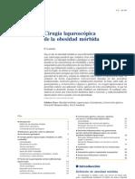 Cirugía laparoscópica de la obesidad mórbida