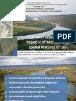 Rezervele si utilizarea apei din Republica Moldova