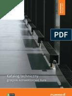 Purmo Katalog Techniczny Grzejniki Knowektorowe AURA 08 2013 PL