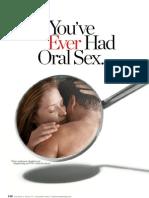 Women's Health (Kasım 2010, Oral Seksin zararları, Türkçesi var)