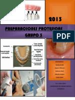 Informe de Preparaciones Protesicas (1)