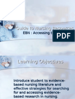 Nursing Research Resources 72