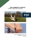 Midlothian Community Hospital Art Strategy