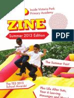 VPZine Summer 2013