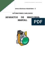 2 Aparatos de Maniobra Manual