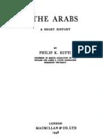 The Arabs a Short History by PK Hitti.pdf