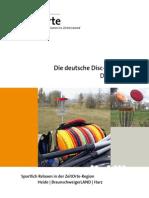 ZeitOrte Die Disc-Golf Region 2013