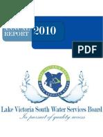 LVSWSB Annual Report 2010